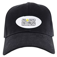 """All Star Baseball Dad"" Baseball Hat"