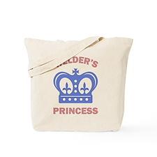 Welder Princess Tote Bag