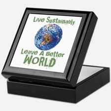 Better World Keepsake Box