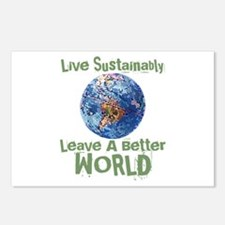 Better World Postcards (Package of 8)