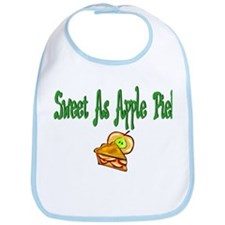 Sweet as apple pie Bib