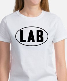Euro Lab Oval Women's T-Shirt