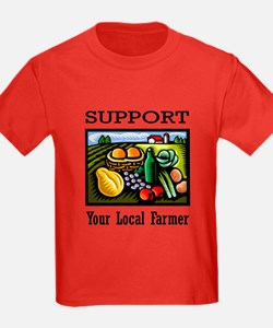 Support Your Local Farmer T