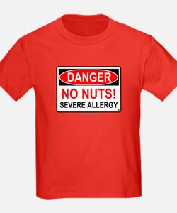 No Nuts-Severe Allergy T