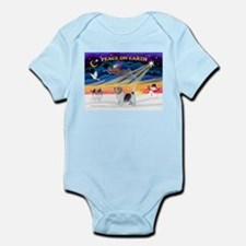 XmasSunrise/PBGB #10 Infant Bodysuit