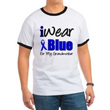 I Wear Blue Grandmother T