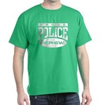 Proud Police Nephew Dark T-Shirt