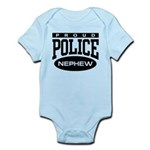 Proud Police Nephew Infant Bodysuit