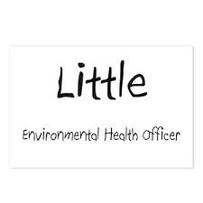 Little Environmental Health Officer Postcards (Pac