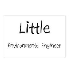 Little Environmental Engineer Postcards (Package o