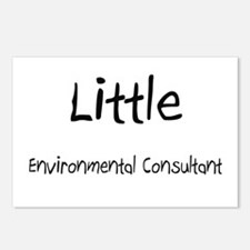 Little Environmental Consultant Postcards (Package