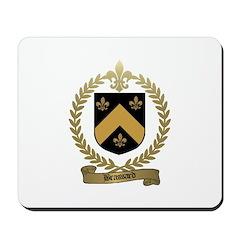 BRASSARD Family Crest Mousepad