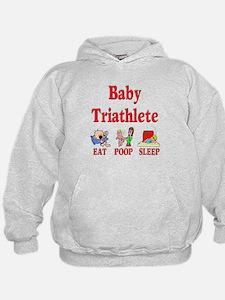 Baby Triathlete 2 Hoodie