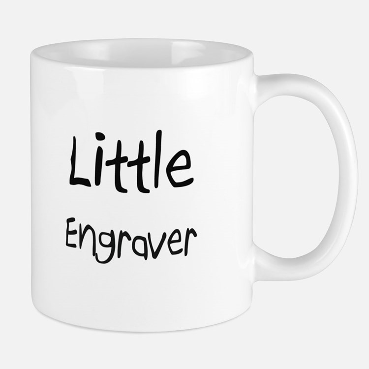 Little Engraver Mug