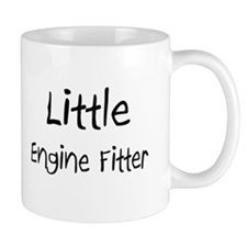 Little Engine Fitter Mug