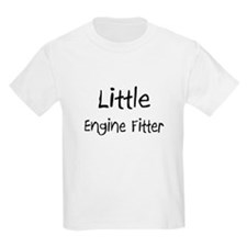 Little Engine Fitter Kids Light T-Shirt
