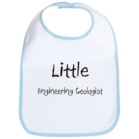 Little Engineering Geologist Bib