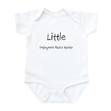 Little Employment Advice Worker Infant Bodysuit