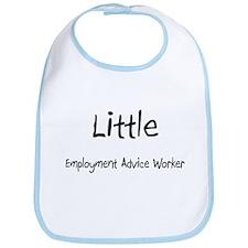 Little Employment Advice Worker Bib