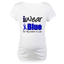 I Wear Blue For My F-I-L Shirt