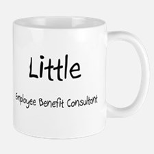 Little Employee Benefit Consultant Mug