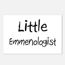 Little Emmenologist Postcards (Package of 8)