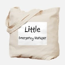 Little Emergency Manager Tote Bag