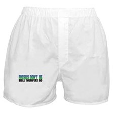 Bible thumpers lie Boxer Shorts