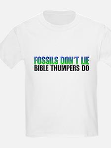 Bible thumpers lie Kids T-Shirt