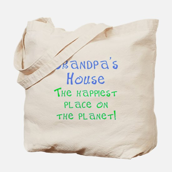 Happiest Place Tote Bag
