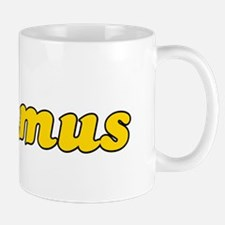 Retro Seamus (Gold) Mug