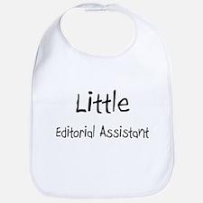 Little Editorial Assistant Bib