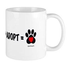 Spay, Neuter, Adopt Mug