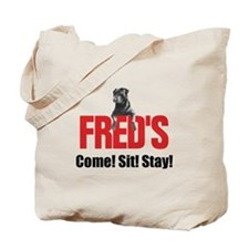 Fred's Merchandise Tote Bag
