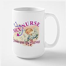 PEDS Nurse Mug
