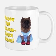 Cairn Terrier Oz Yellow Brick Road Mug
