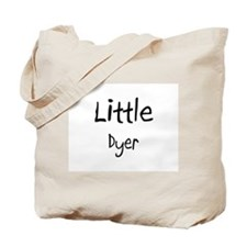 Little Dyer Tote Bag