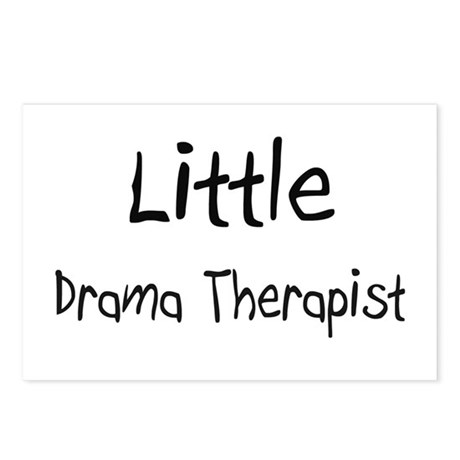 Little Drama Therapist Postcards (Package of 8)