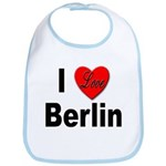 I Love Berlin Bib