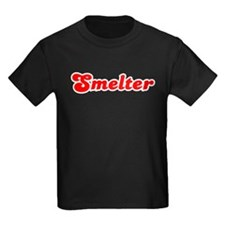 Retro Smelter (Red) T