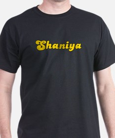 Retro Shaniya (Gold) T-Shirt