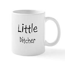 Little Ditcher Small Mugs
