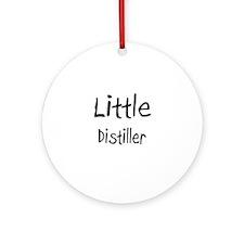 Little Distiller Ornament (Round)