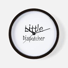 Little Dispatcher Wall Clock