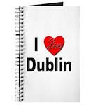 I Love Dublin Ireland Journal