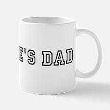 Moniques father Small Small Mug