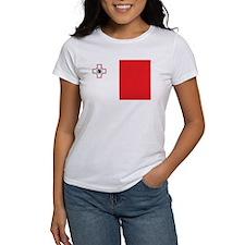 MALTA Womens T-Shirt