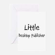 Little Desktop Publisher Greeting Cards (Pk of 10)