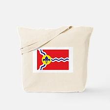 ST-LOUIS-CITY Tote Bag