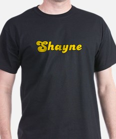 Retro Shayne (Gold) T-Shirt